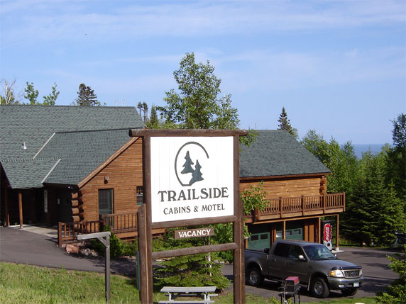 stay at trailside cabins